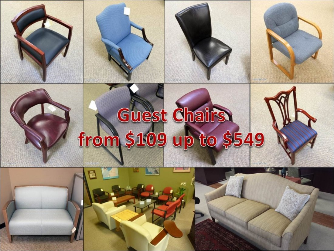 Swell Used Guest Chairs Huntsville Office Furniture Machost Co Dining Chair Design Ideas Machostcouk